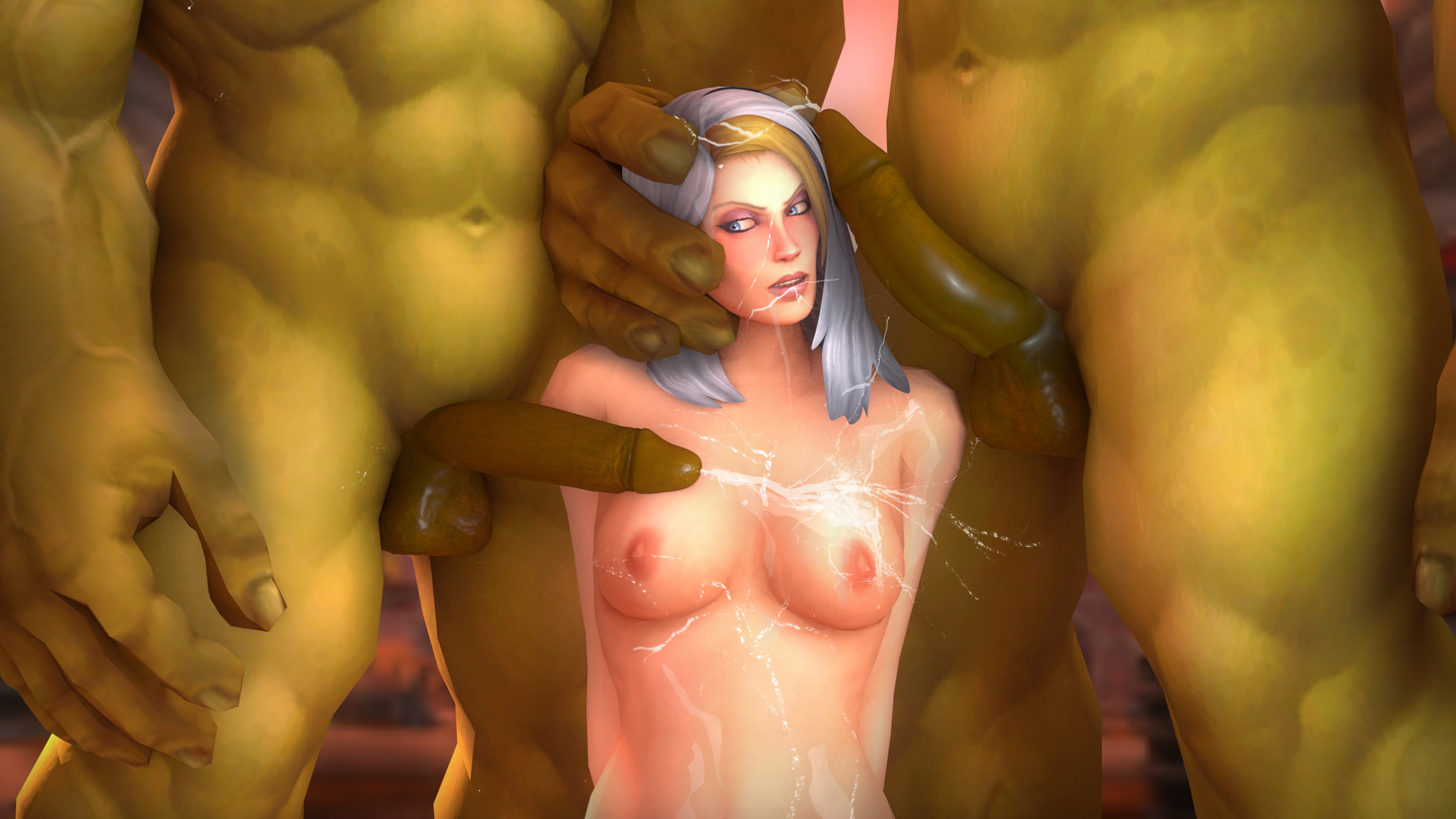 Warcraft 3 girls pron sexy photo